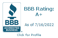 CMH Builders A+ Rating Better Business Bureau