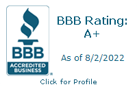 Anago Office Cleaning Services has an A+ BBB Business Review